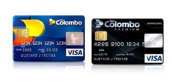 Cartão Colombo é de qual banco