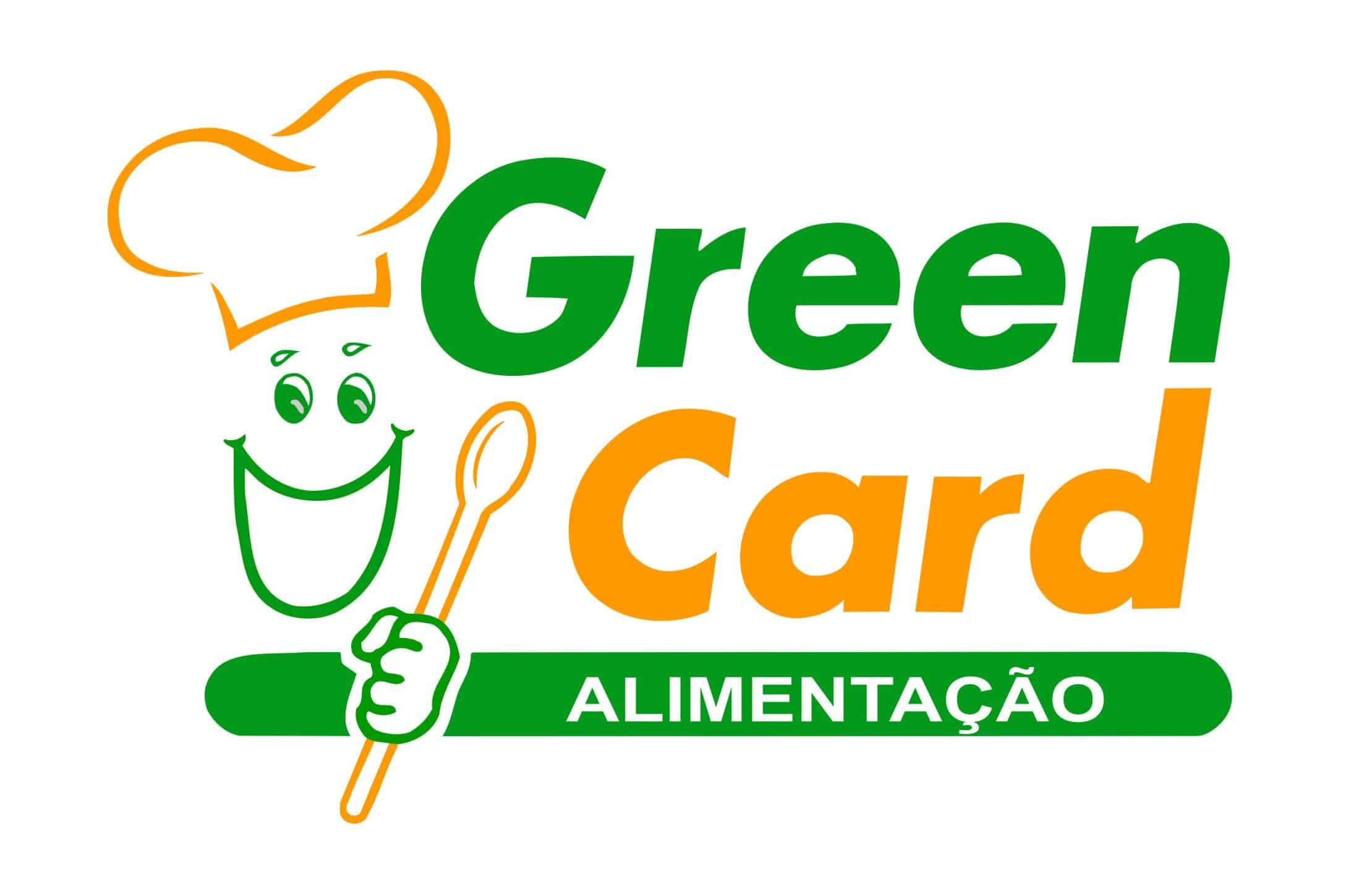 O que é Green Card Alimentação