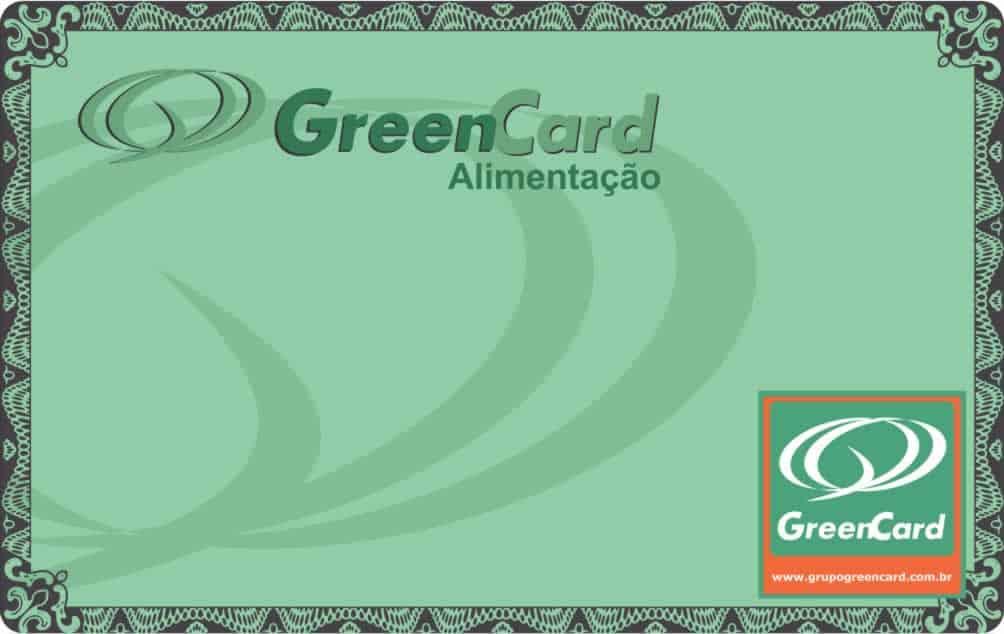Ticket Green Card Alimentação onde usar