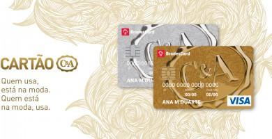 Cartão C&A Visa