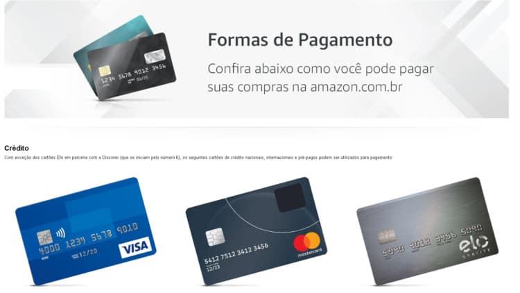 Cartão Amazon