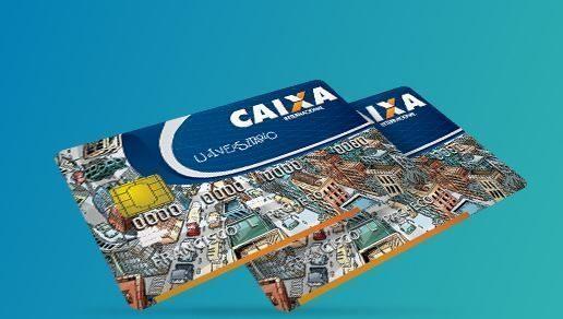 solicitar cartão de crédito caixa universitário mastercard