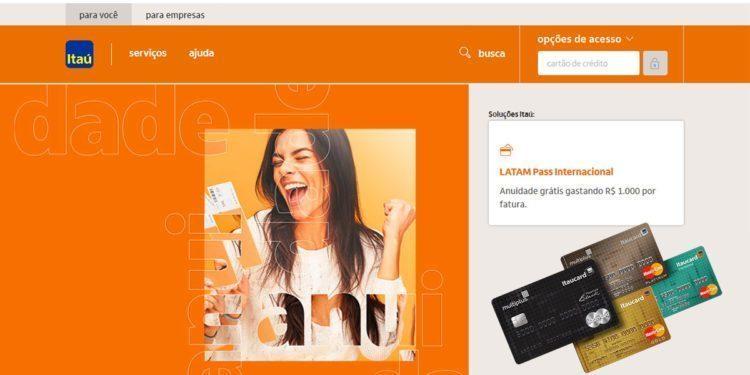 cartão de crédito Multiplus