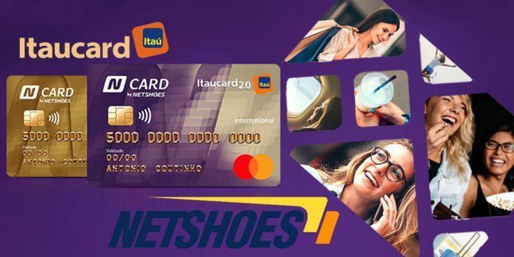 cartão de crédito Netshoes